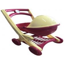 Коляска для кукол Фламинго 0121-01