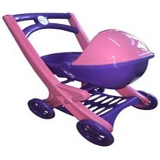 Коляска для кукол Фламинго 0121-02