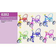 Велосипед 3-х колес 0202