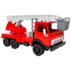 Пожарная машина 027