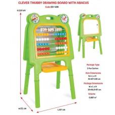 """Доска со счетами """"Blackboard With Abacus"""" код 03-406 /1"""