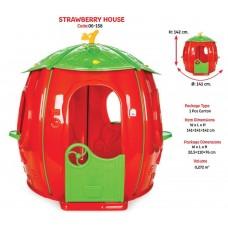 "Домик для детей пластик ""STRAWBERRY"" код. 06-158 /1"