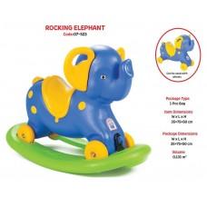 """Качалка для детей """"ELEPHANT"""" код 07-523 /1"""