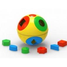 """Іграшка """"Розумний малюк Куля 2 ТехноК"""" арт.3237"""