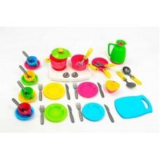 Набор посуды №7 3589, 8 шт/ящ
