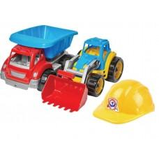 Іграшка Малюк-Будівельник 3 Технок арт.3954
