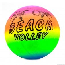 Мяч детский 466-553 (400) 80 г., 25 см., радуга