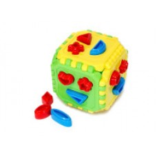 Конструктор пазлы-куб 634-2