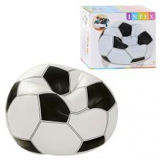 КРЕСЛО 68557.Кресло Футбольный мяч 108-110-66 см.6шт/ящ.