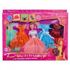 Кукла с нарядом M 0326