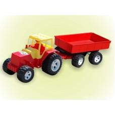 Трактор прицеп