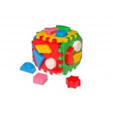 Игрушка куб 0458