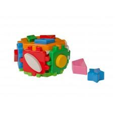 Игрушка куб гексагон 1998