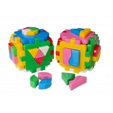 Игрушка куб 2476