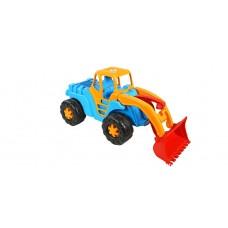 Трактор с ковшом 150