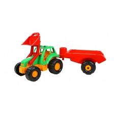 Трактор с прицепом 993