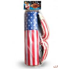 Боксерский набор средний USA